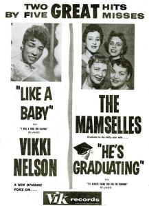 Mamselles - 05-57 - He's Graduating