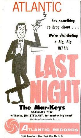 Mar-Keys - 06-61 - Last Night