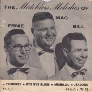 Matchless No # PC F - Ernie Mac Bill - Presents I