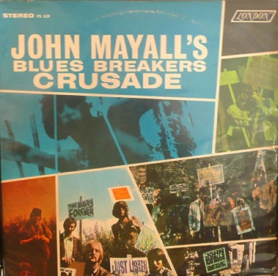 Mayall's Bluesbreakers - London - Crusade