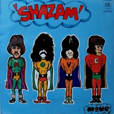 Move - A&M - Shazam 69