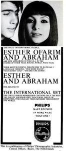 Ofarim & Abraham - 12-64 - World Wide Tour