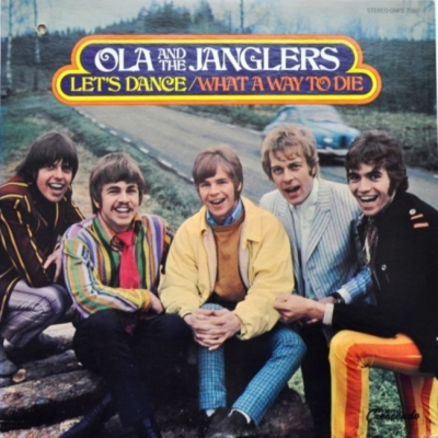 Ola & Janglers - GNP - Let's Dance