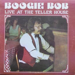 OLSON, BOB -- BARKING SPIDER 1 - TELLER HOUSE C1