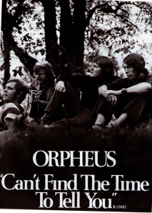 Orpheus - 1969 CB - Can't Find the Time