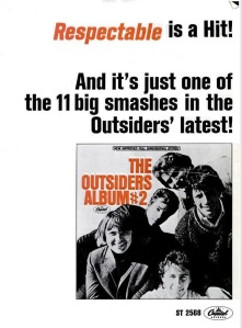 Outsiders - 10-66 - Respectable