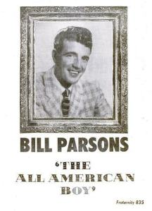 Parsons, Bill - 01-59 - The All American Boy