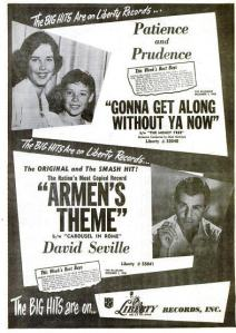 Patience & Prudence - 12-56 - Gonna Get Along Without You Now