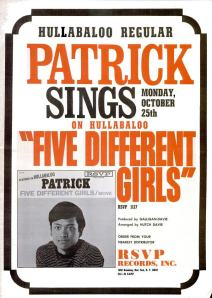 Patrick - 10-65 - Five Different Girls