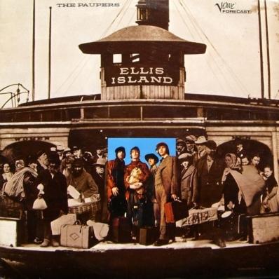 Paupers - Verve - Ellis Island
