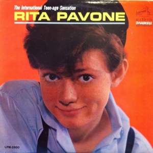 Pavone, Rita - RCA Pavone