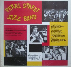 PEARL STREET BAND A