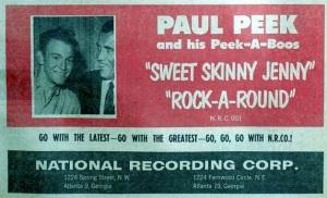 Peek, Paul & Peek A Boos - 03-58 - Sweet Skinny Jenny