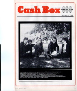 Pentangle - 1969 CB
