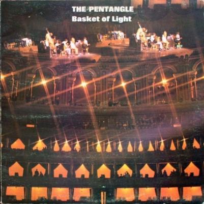 Pentangle - Reprise - Basket of Light