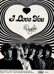 People - 1969 BB - I Love You