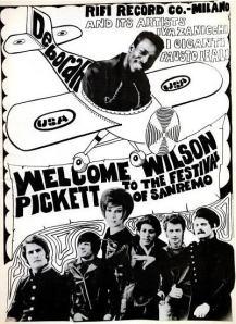Picket, Wilson - 02-68 - San Remo Festival