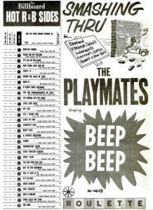 Playmates - 10-58 - Beep Beep