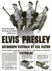 Presley, Elvis - 11-56 - RCA Victrola