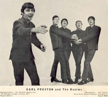 Preston, Earl & Realms
