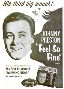 Preston, Johnny - 07-61 - Feel So Fine