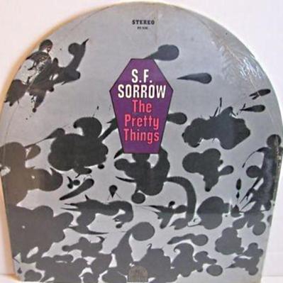 Pretty Things - Rare Earth - SF Sorrow