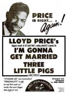 Price, Lloyd - 07-59 - I'M Gonna Get Married