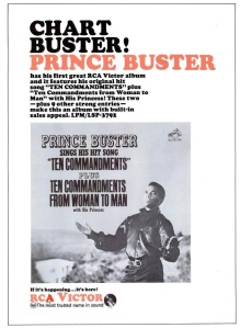 Prince Buster - 02-67 - Ten Commandments