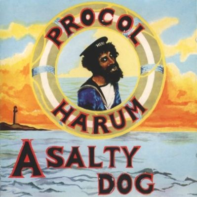 Procol Harum - A&M - A Salty Dog
