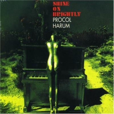 Procol Harum - A&M - Shine On Brightly