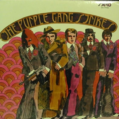 Purple Gang - Sire - Strikes