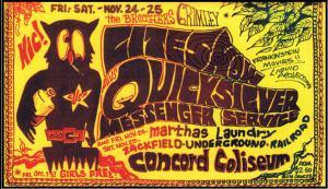 Quicksilver Messenger Service - Concord Coliseum