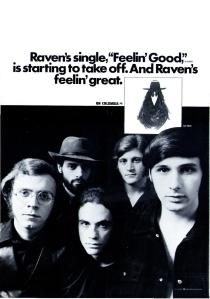 Raven - 1969 CB - Feelin Good