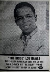 Rawls, Lou - 02-62 - The Bride