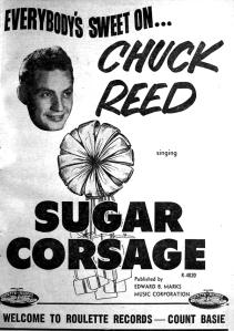 Reed, Chuck - 09-57 - Sugar Corsage