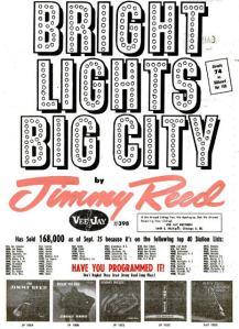Reed, Jimmy - 10-61 - Bright Lights Big City