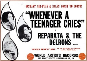 Reparta & Delrons - 12-64 - Whenever a Teenager Cries