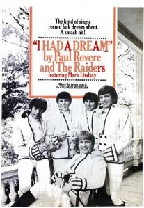 Revere, Paul & Raiders - 08-67 - I Had a Dream