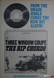 Rip Chords - 07-64 - Three Window Coupe