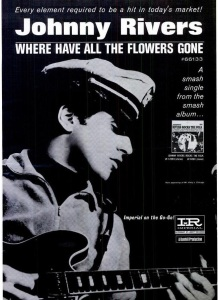 Rivers, Johnny - 09-65 - Where Have All the Flowers Gone