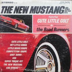 ROAD RUNNERS - LONDON 381 - MUSTANG C1