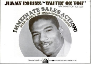 Robins, Jimmy - 04-67 - Waitin On You