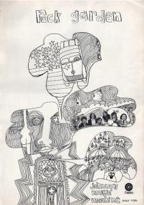 Rock Garden - 1970 BB - Johnny's Music Machine