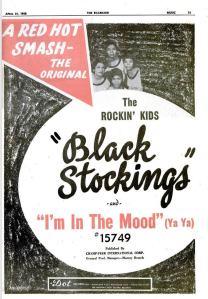 Rockin' Kids - 04-58 - Black Stockings