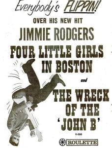 Rodgers, Jimmie - 06-60 - Four Little Girls in Boston