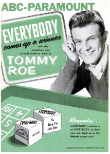 Roe, Tommy - 10-64 - Everybody