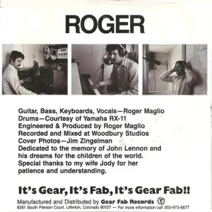Roger - Gear Fab 102 PS - Flower Child