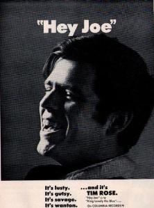 Rose, Tim - 1966 CB - Hey Joe