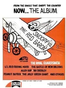 Royal Guardsmen - 01-67 - Snoopy vs Red Baron