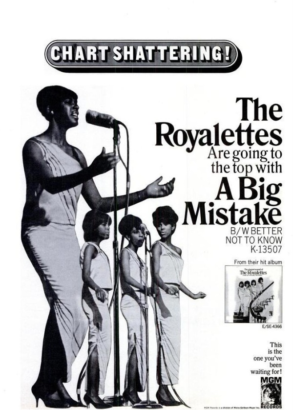 Royalettes 05-66 - A Big Mistake